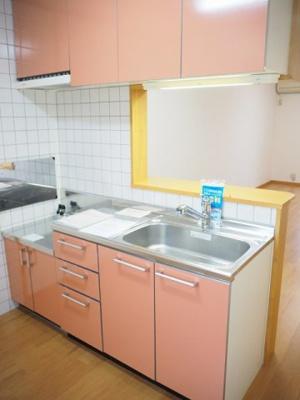 【キッチン】ベルクⅡ