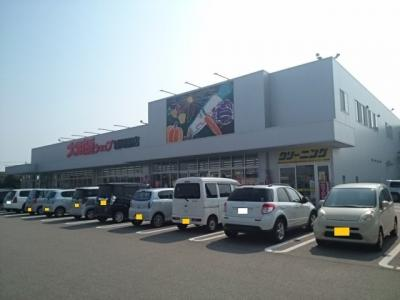 大阪屋ショップ城川原店まで1700m