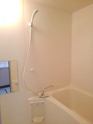 【浴室】ラポール中川原C