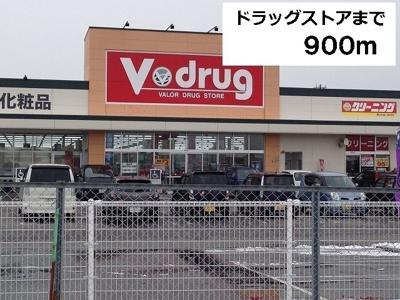 V.drugまで900m