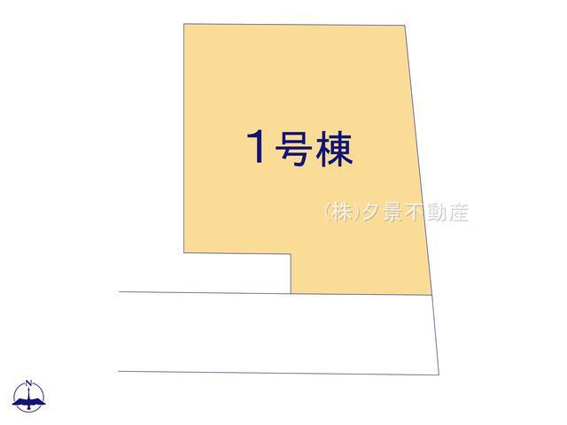 【区画図】西区三橋5丁目1543-2(全一戸)新築一戸建てリーブルガーデン