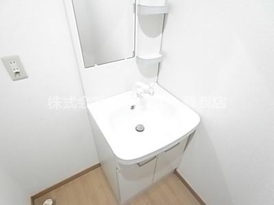 【独立洗面台】白百合
