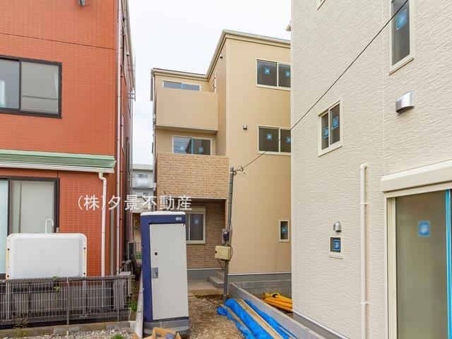 【外観】川口市戸塚東3丁目34-27(2号棟)新築一戸建てリーブルガーデン