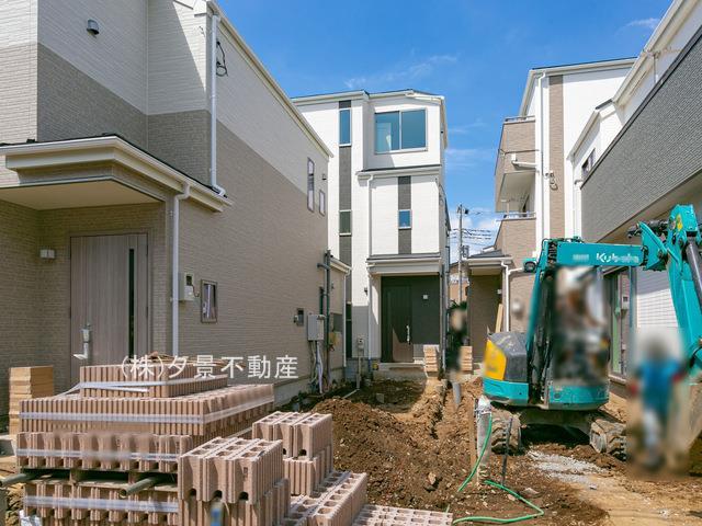 【外観】南区別所3丁目28(C号棟)新築一戸建て