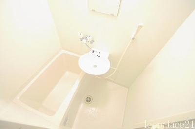 【浴室】レオパレスINBE・Ⅱ