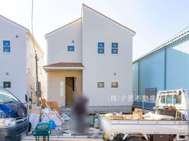【外観】見沼区深作3丁目10-3(1号棟)新築一戸建てリーブルガーデン