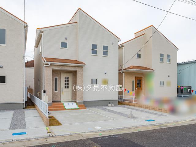 【外観】見沼区深作3丁目10-3(2号棟)新築一戸建てリーブルガーデン