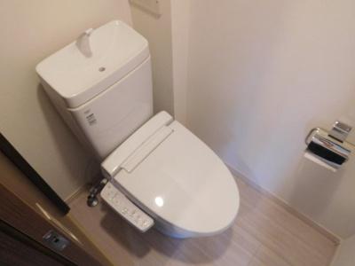 【トイレ】ミルフォリア
