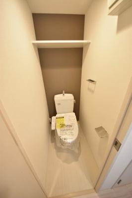 【トイレ】エスリード神戸ハーバーテラス