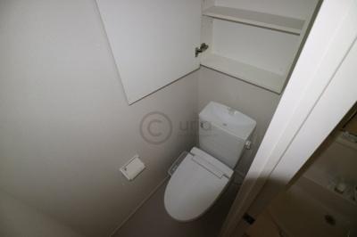 【トイレ】ハビテ本山中町