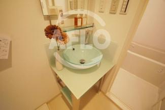 大阪プレステージアコモデーション(SOHO)デザイン洗面