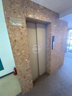 第三グランドビル エレベーター