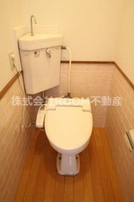 【トイレ】アヤメコーポ