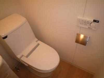 【トイレ】ガーデン荻窪