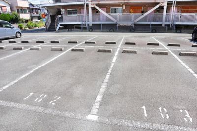 【駐車場】ビレッジハウス青山Ⅰ6号棟