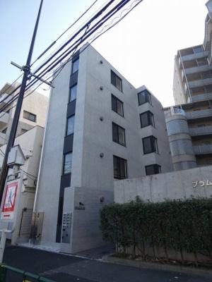 京急本線『平和島駅』徒歩4分の駅近マンションです!