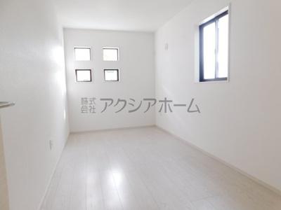 【設備】所沢市東住吉・全1棟 新築一戸建 ~広々LDK19.6帖~