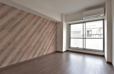 新小岩ハイツの洋室です。