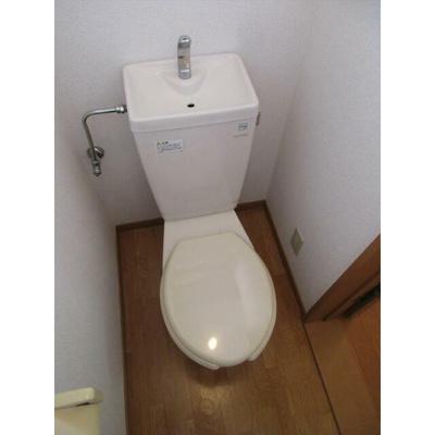 【トイレ】ベルハイム向原
