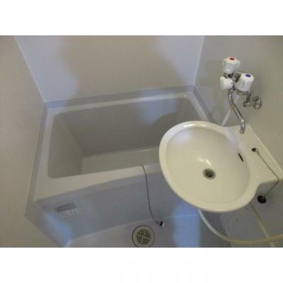 【浴室】ベルハイム向原