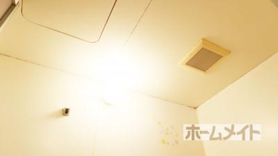 【浴室】LEGAL MAISON津之江Ⅱ
