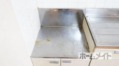【キッチン】LEGAL MAISON津之江Ⅱ