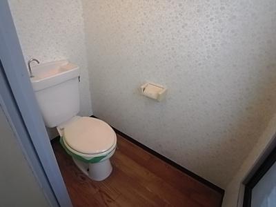 【トイレ】シャルマンニシキマチ