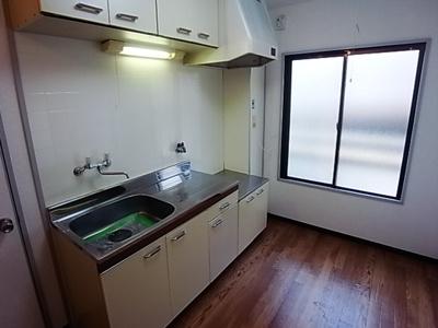 【キッチン】シャルマンニシキマチ