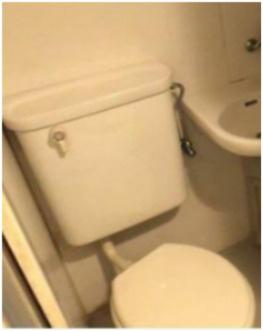 【トイレ】ライオンズマンション山下公園