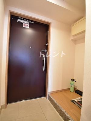 【玄関】エルスタンザ白金