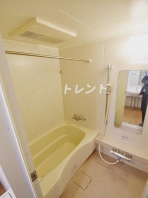 【浴室】エルスタンザ白金