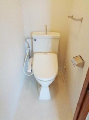 【トイレ】池尻ハイム 2人入居可 ルームシェア相談可 南向き