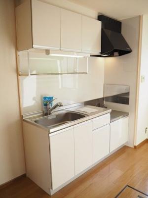 【キッチン】サニーサイド松ヶ丘