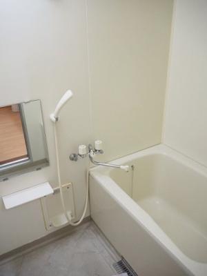 【浴室】サニーサイド松ヶ丘