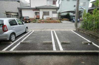 【駐車場】プラッサムコート堂前A