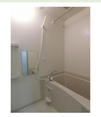 【浴室】ハーミットクラブハウス山手柏葉