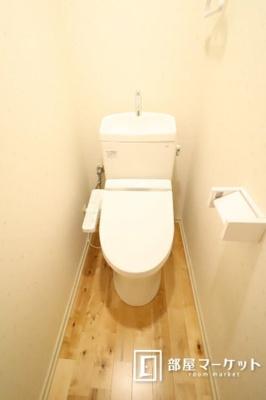 【トイレ】パークハイツかけひ