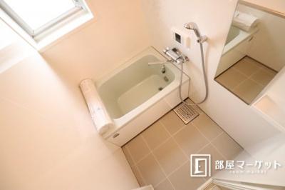【浴室】パークハイツかけひ