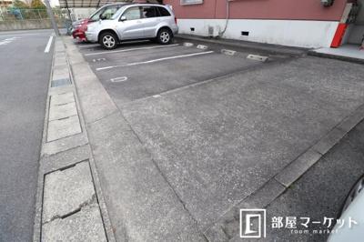 【駐車場】パークハイツかけひ