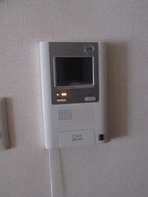 TVドアフォン