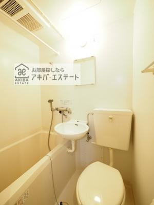 【浴室】グランツノルム台東