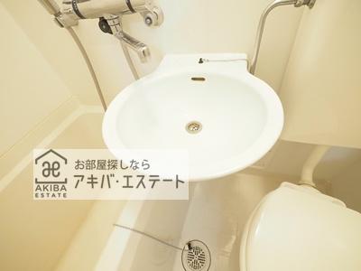 【洗面所】グランツノルム台東