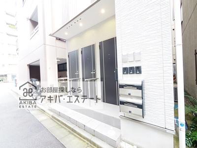 【エントランス】グランツノルム台東