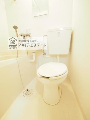 【トイレ】グランツノルム台東