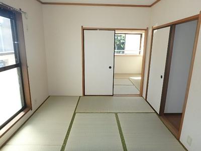 【内装】オリーブガーデン