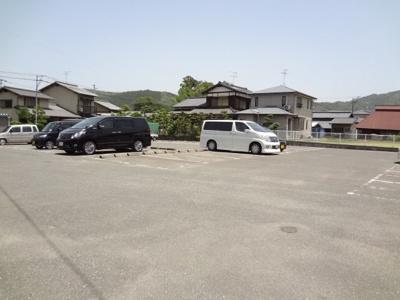 2台目駐車場もご相談ください