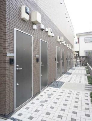 【その他共用部分】ウェルスクエア若林 築浅 駅近 浴室乾燥機 宅配BOX