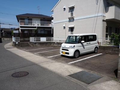 【駐車場】コーポ村田