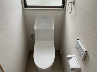 【トイレ】仲1丁目アパート