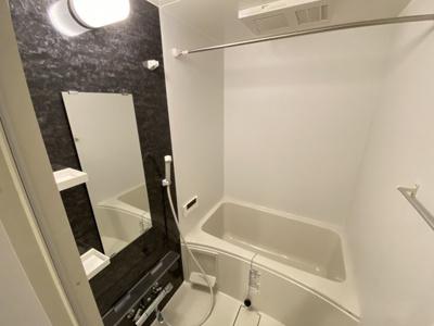 浴室乾燥機付き◆花粉や雨の日でも安心◆室内干し派の方にもオススメです